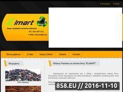 Miniaturka domeny elmart.waw.pl