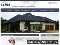 Miniaturka domeny www.elmir-projekty.pl
