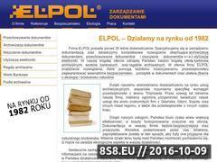 Miniaturka domeny www.elpol.eu