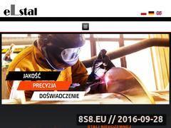 Miniaturka domeny www.elstal.com.pl