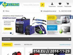 Miniaturka domeny www.eltrex.net.pl