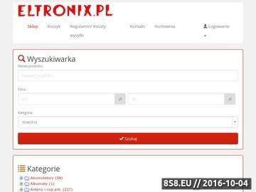 Zrzut strony Eltronix - osp. antenowy