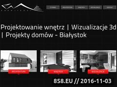 Miniaturka domeny em-architekci.pl