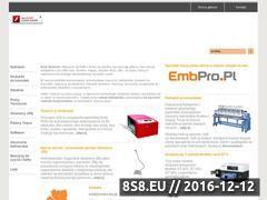 Miniaturka domeny www.embsystems.com.pl