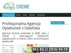 Miniaturka domeny emcare.pl