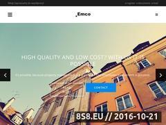 Miniaturka domeny emco.net.pl
