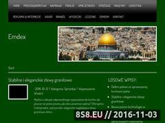 Miniaturka domeny emdexshop.pl