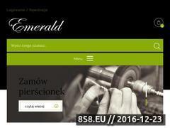 Miniaturka domeny www.emeraldkrakow.pl