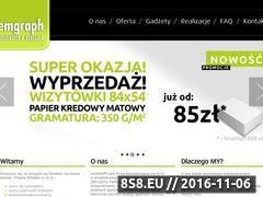 Miniaturka domeny emgraph.pl