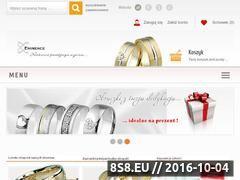 Miniaturka domeny www.eminence.pl