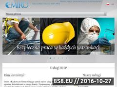 Miniaturka domeny emiro.pl