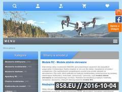 Miniaturka domeny www.emodel.pl