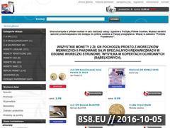 Miniaturka domeny www.emonety.bazarek.pl