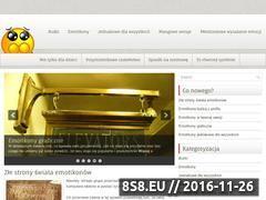 Miniaturka domeny www.emoty.com.pl