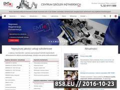 Miniaturka domeny emt-systems.pl