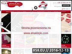 Miniaturka domeny www.enaklejki.com.pl