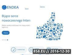 Miniaturka domeny endea.pl