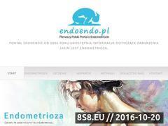 Miniaturka domeny endometrioza.org