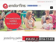 Miniaturka domeny endorfins.pl