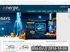 Miniaturka domeny energe21.com