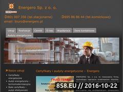 Miniaturka domeny www.energero.pl