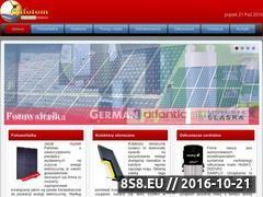 Miniaturka domeny energia.infotom.com.pl