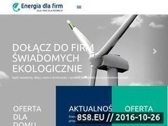 Miniaturka domeny www.energiadlafirm.pl