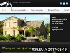 Miniaturka domeny energooszczedne.szkieletowe-domy-drewniane.waw.pl