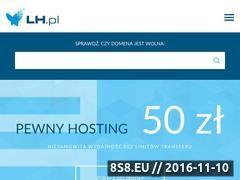 Miniaturka domeny www.enhost.pl