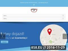 Miniaturka domeny www.enjoy.edu.pl