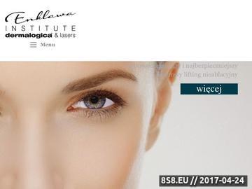 Zrzut strony Gabinet kosmetyczny Szczecin