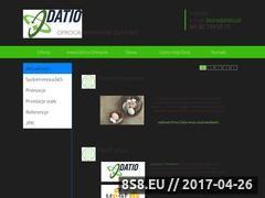 Miniaturka domeny www.enova.net.pl