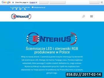 Zrzut strony Polskie sterowniki, ściemniacze i wzmacniacze LED