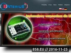 Miniaturka domeny enterius.pl