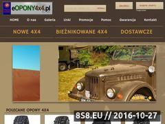 Miniaturka domeny www.eopony4x4.pl