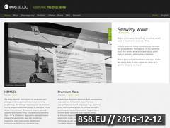 Miniaturka domeny www.eosstudio.com.pl