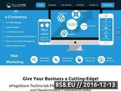 Thumbnail of Ecommerce Website Development and E-Commerce Solution Website