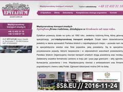 Miniaturka domeny www.epitafium-przewozy.pl