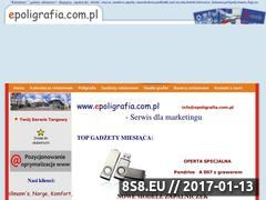 Miniaturka domeny www.epoligrafia.com.pl