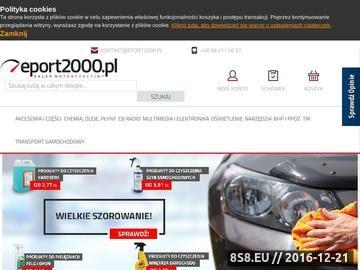 Zrzut strony Akcesoria samochodowe