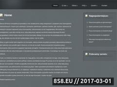 Miniaturka domeny www.epracelicencjackie.pl