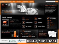 Miniaturka domeny www.epro.com.pl