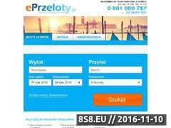 Miniaturka domeny www.eprzeloty.pl