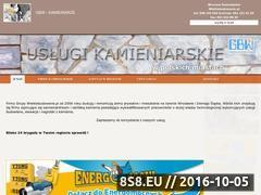 Miniaturka domeny www.ere-granit.wbud.pl