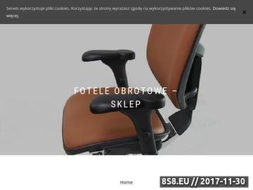 Zrzut strony Fotele biurowe