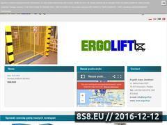 Miniaturka domeny www.ergolift.pl