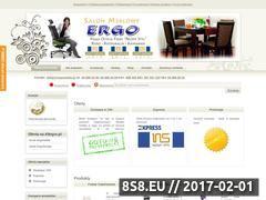 Miniaturka domeny www.ergomeble.pl