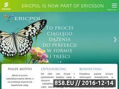 Miniaturka domeny www.ericpol.pl