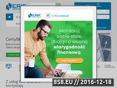 Miniaturka domeny www.erif.pl