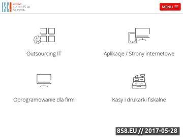 Zrzut strony Kasy, drukarki, urządzenia fiskalne i oprogramowanie dla firm
